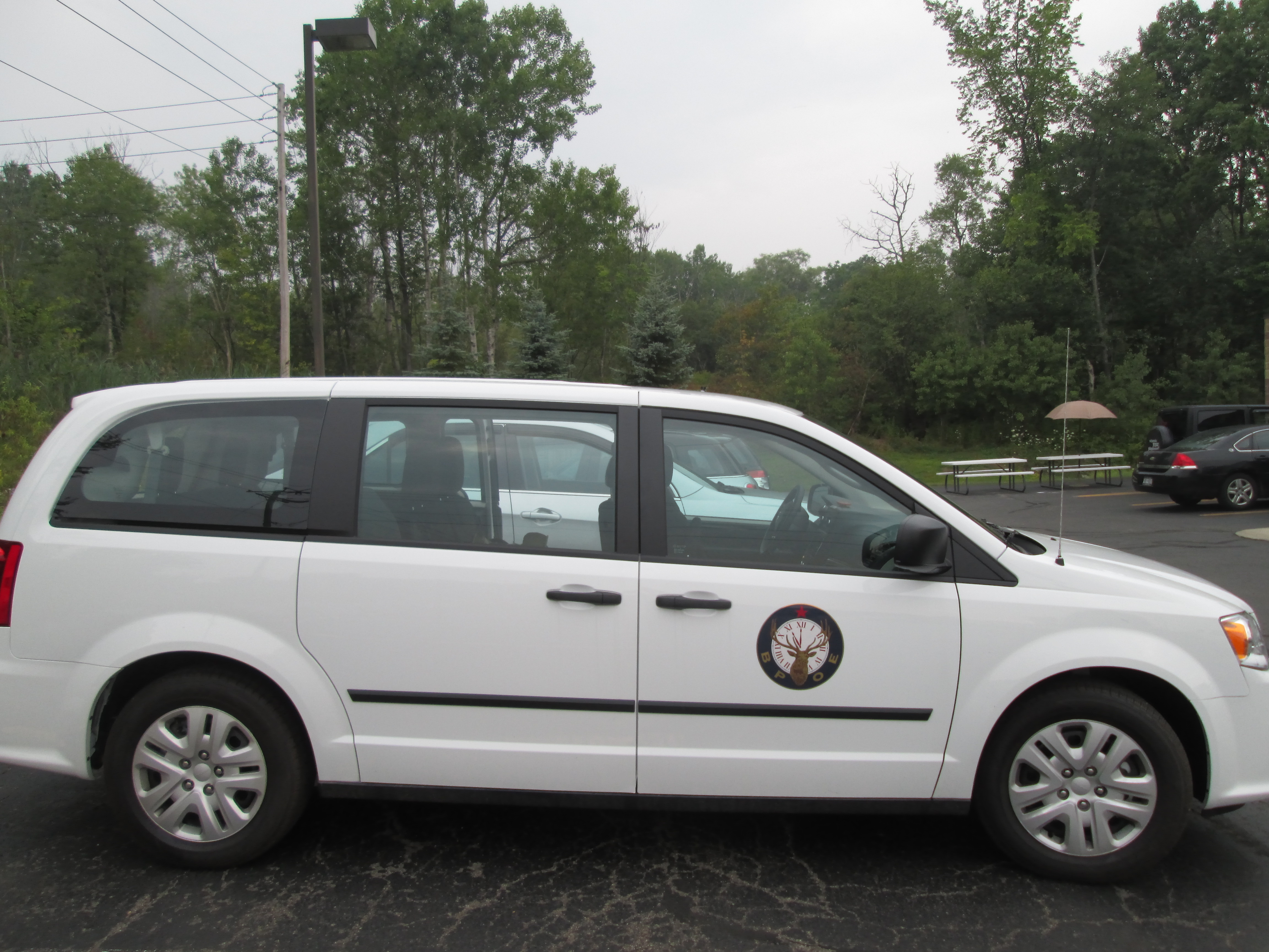New Aspire of WNY Home Service Van